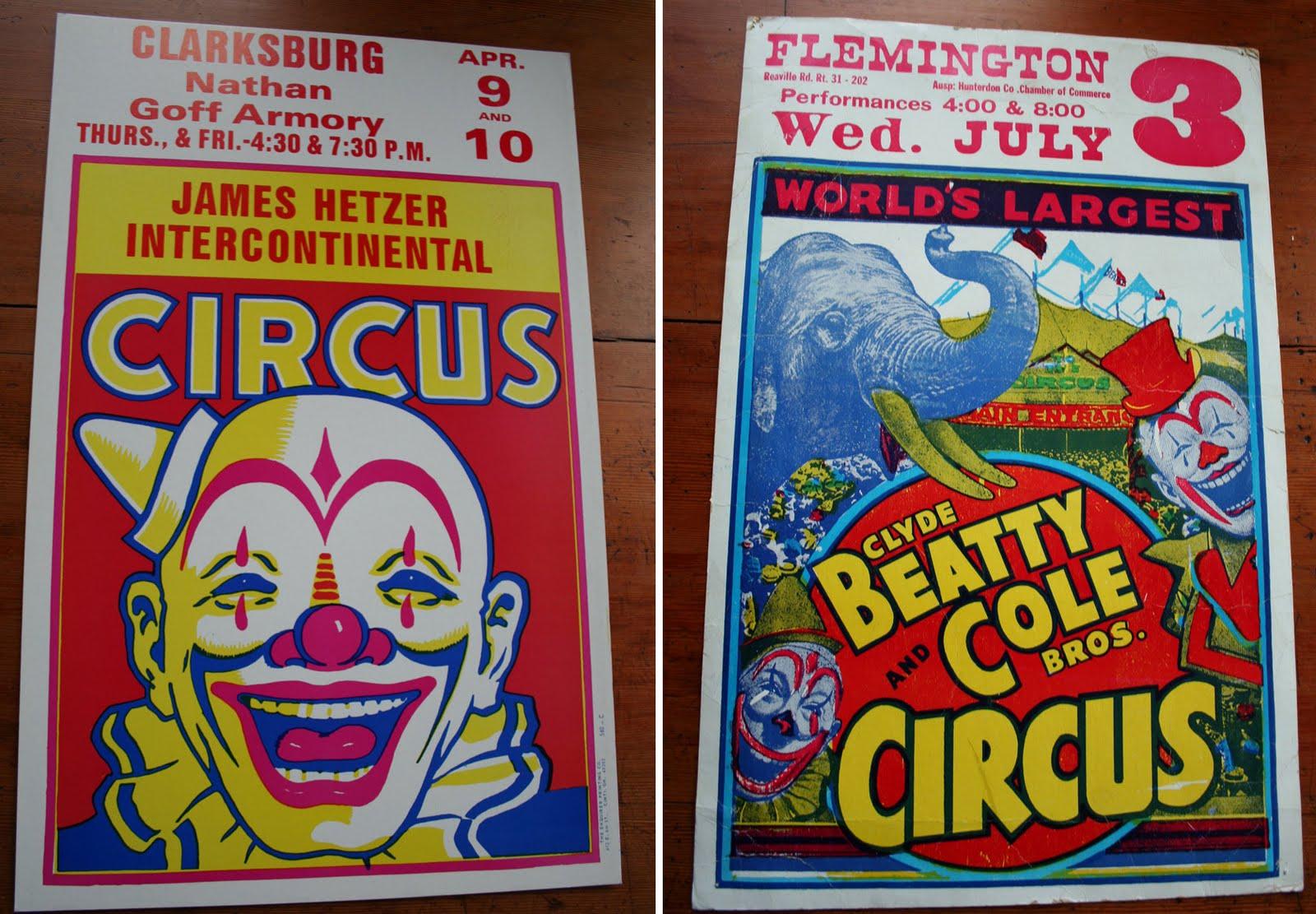 Circus Vintage Posters 115