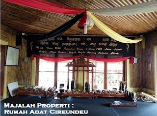 Rumah Adat Cireundeu dan Penjelasannya, Arsitektur Tradisional