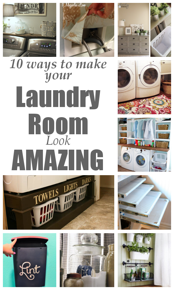 DIY Home Sweet Home: 10 Ways to Make Your Laundry Room ...