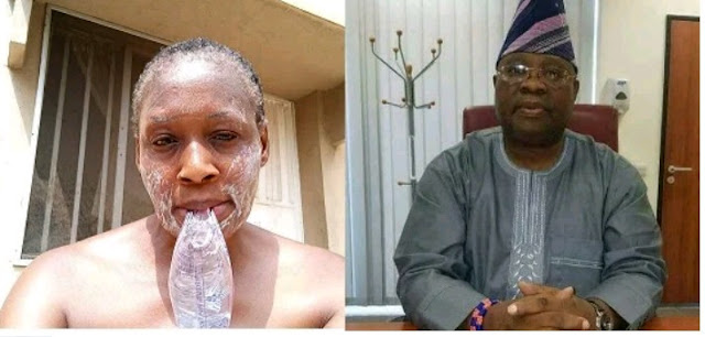 One Subject F9  Kemi Olunloyo Reacts To Ademola Adeleke's Victory At The Tribunal