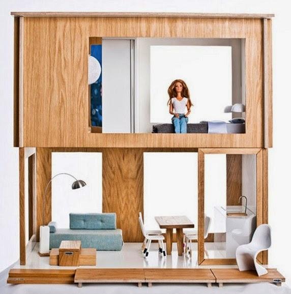 Barbie the dream blog by limoneazzurro una nuova casa per for Casa legno ikea
