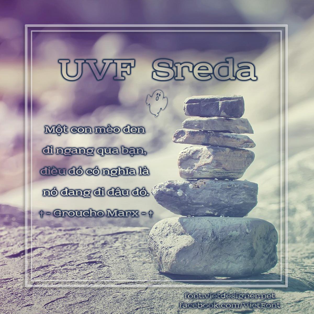 UVF Sreda