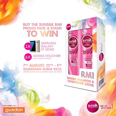 Sunsilk Promo Set