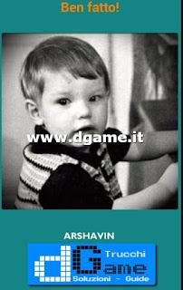 Soluzioni Guess the child footballer livello 51