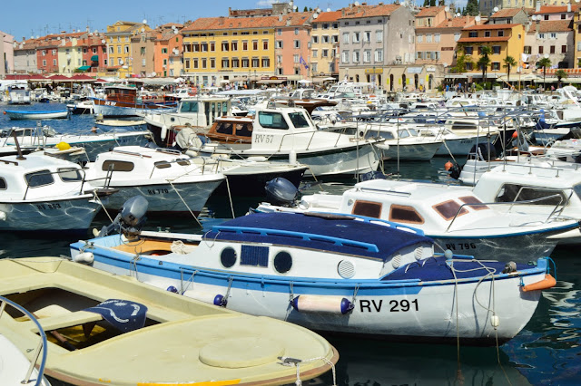 Rovinj Boats