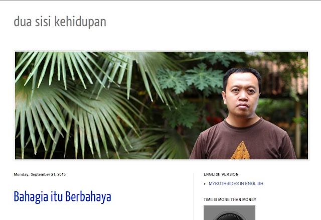 Blog Mas Arif Budiman