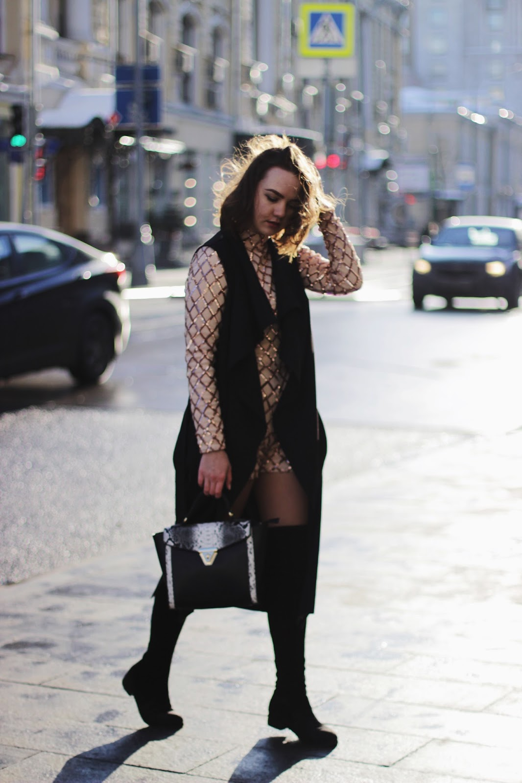 Sequin Romper | Fashion Blogger | SheIn