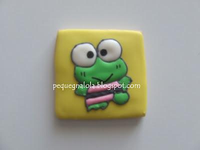Pequeňa Lola Galletas Cookies