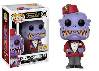 Pop! Funko: Sike-O-Shriner.