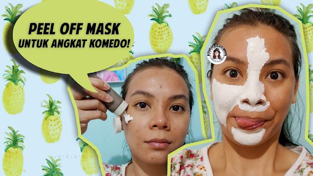 masker+untuk+narik+komedo