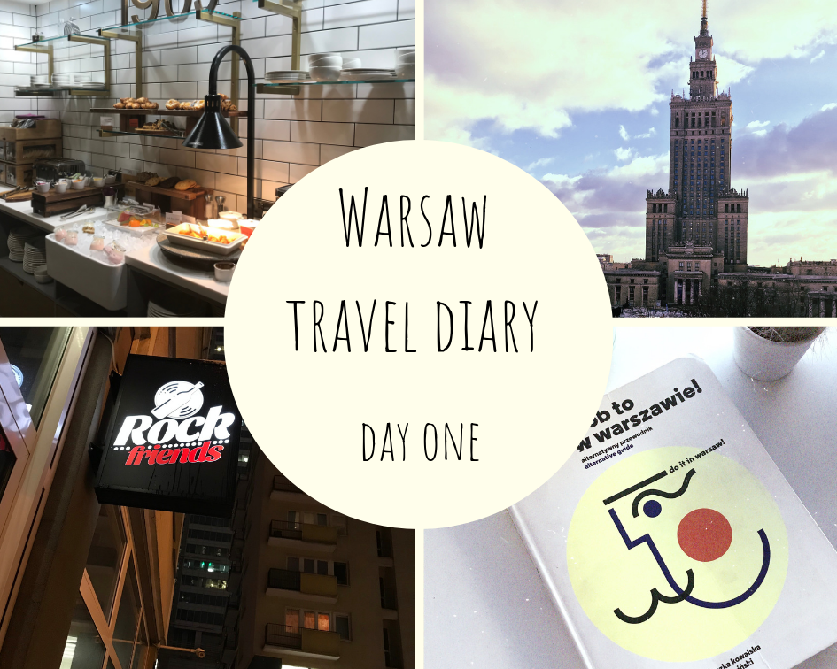 4150d084605b The Lilac Scrapbook  Warsaw travel diary  day 1