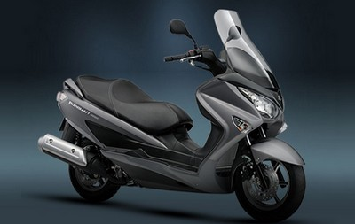 Motor Suzuki Terbaru Indonesia
