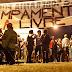 Câmeras de segurança mostram homem atirando contra acampamento pró-Lula; assista