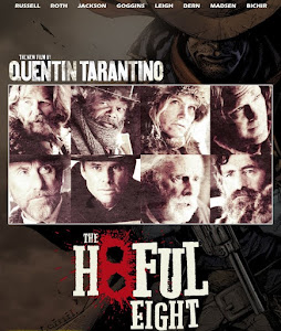 Download The Hateful Eight (2015) 475MB 720P BRRip English ESubs