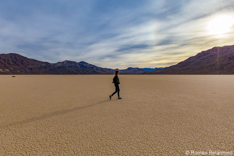 Racetrack Playa 3-Day Death Valley Road Trip Itinerary