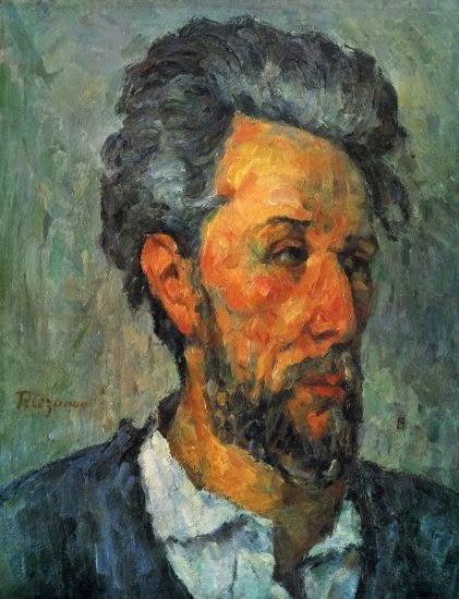 Cezanne: plástica del tiempo, Francisco Acuyo