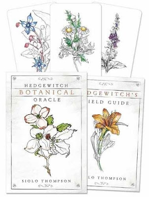Hedgewitch Botanical Oracle by Siolo Thompson