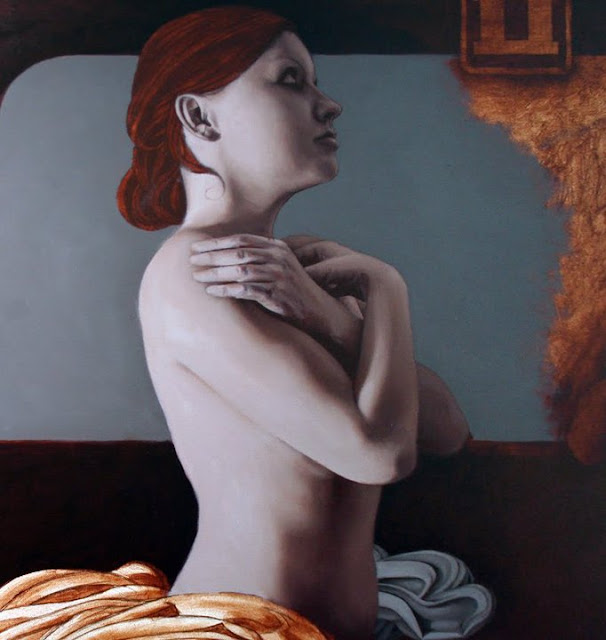 Dylan John Lisle 1978 | British Figurative painter