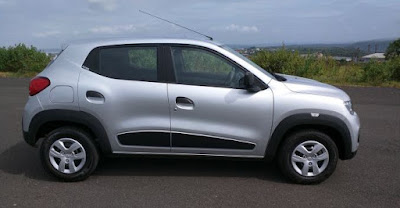 2016 Renault Kwid 1.0 MT side image