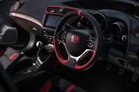 Honda Civic Type R Black Edition (2016) Interior