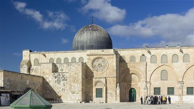 Israeli bill makes it harder to cede parts of Jerusalem al-Quds to Palestinians
