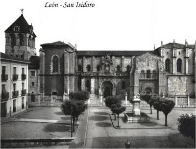 Fotos Antiguas de la ciudad de León | España | Historia Leonesa