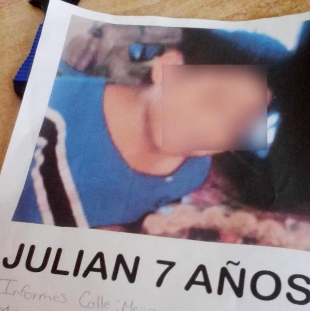Hallan sin vida a niño desaparecido en Misiones de San Francisco