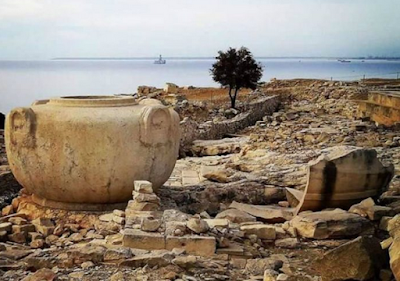 Το γιγαντιαίο πιθάρι της Αμαθούντας που άρπαξε ένας Γάλλος αρχιτέκτονας από τη Λεμεσό και κοσμεί πλέον το Λούβρο. Δείτε γιατί θεωρείται μοναδικό στον κόσμο