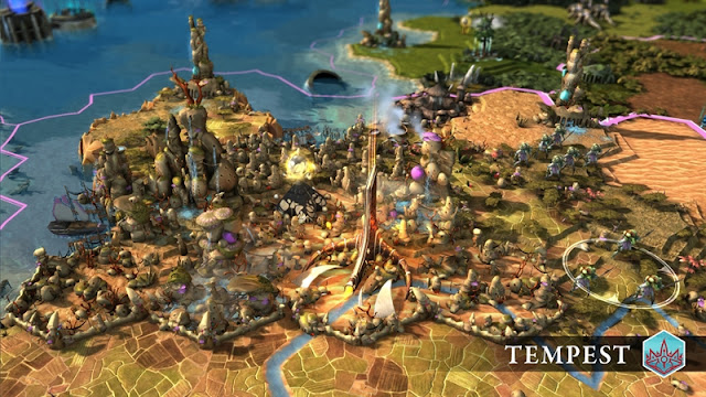Endless Legend Tempest Free Download Photo
