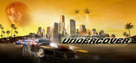 NEED FOR SPEED UNDERCOVER 2008