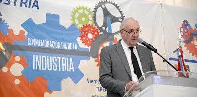 Guillermo Moretti, vicepresidente de la UIA: