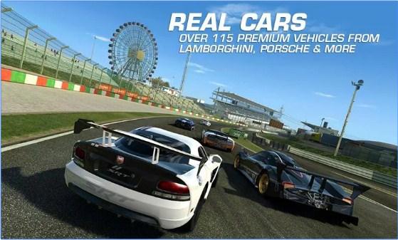 Download Game Real Racing 3 Mod Apk (Mega Mod)