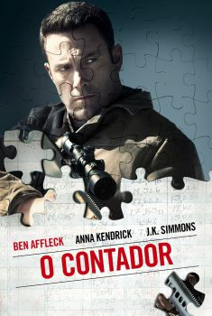 O Contador Torrent – BluRay 720p/1080p Dual Áudio