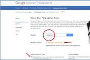 Funny, Google calls itself dangerous sites to visit!