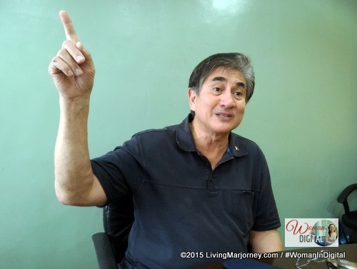 Gringo Honasan On Values and Leadership