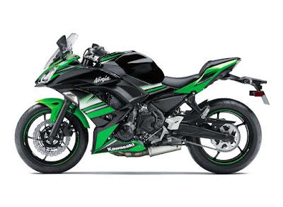 2017 Kawasaki Ninja 650 ABS right side hd picture