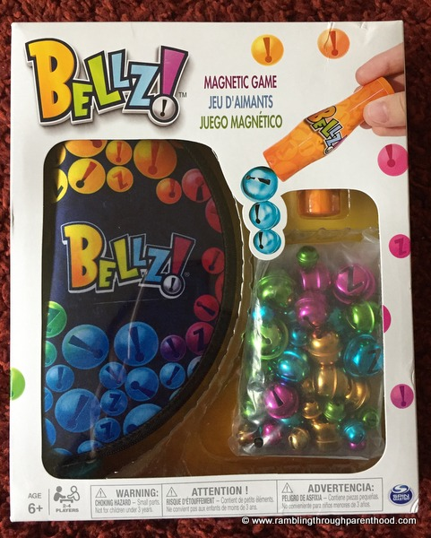 Bellz - fun, challenging magnetic game