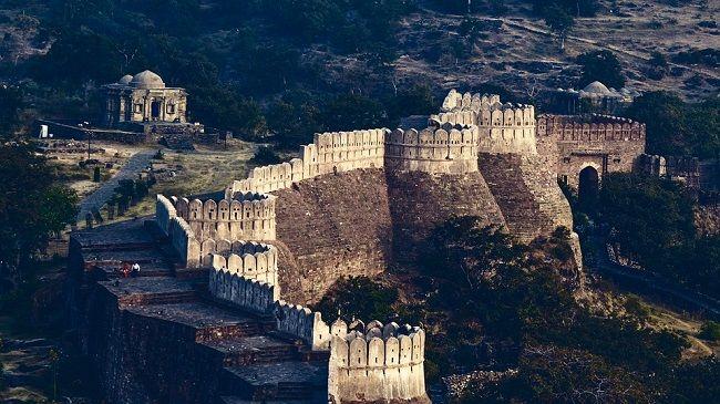 Kumbhalgarh fort Rajsthan