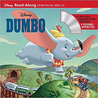 Dumbo Read-Along Storybook and CD