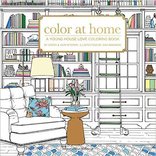 Color At Home: A Young House Love Coloring Book PDF