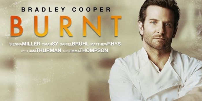 "Bradley Cooper en ""Burnt"", Trailer"