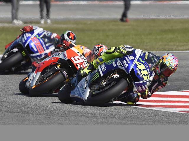 Rossi : Saya Memang Tua, Tapi Tak Kalah dengan Pembalap Muda