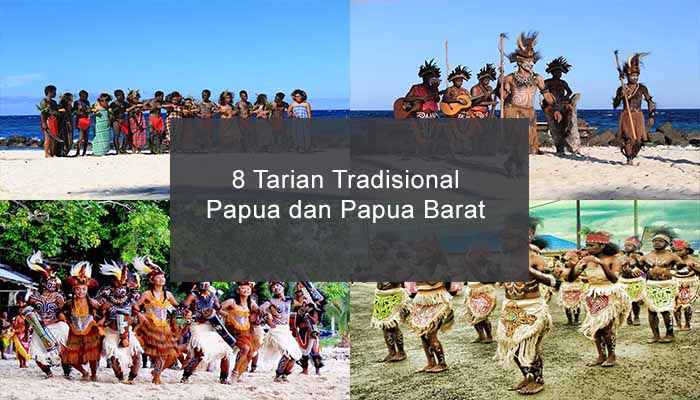 Inilah 8 Tarian Tradisional Dari Papua Dan Papua Barat