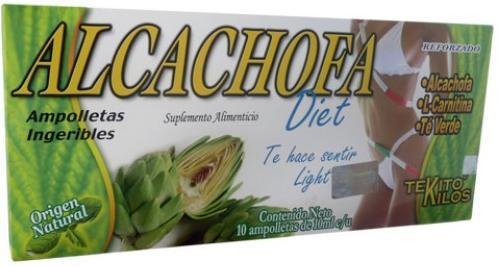 Ampollas de alcachofa para adelgazar de venta