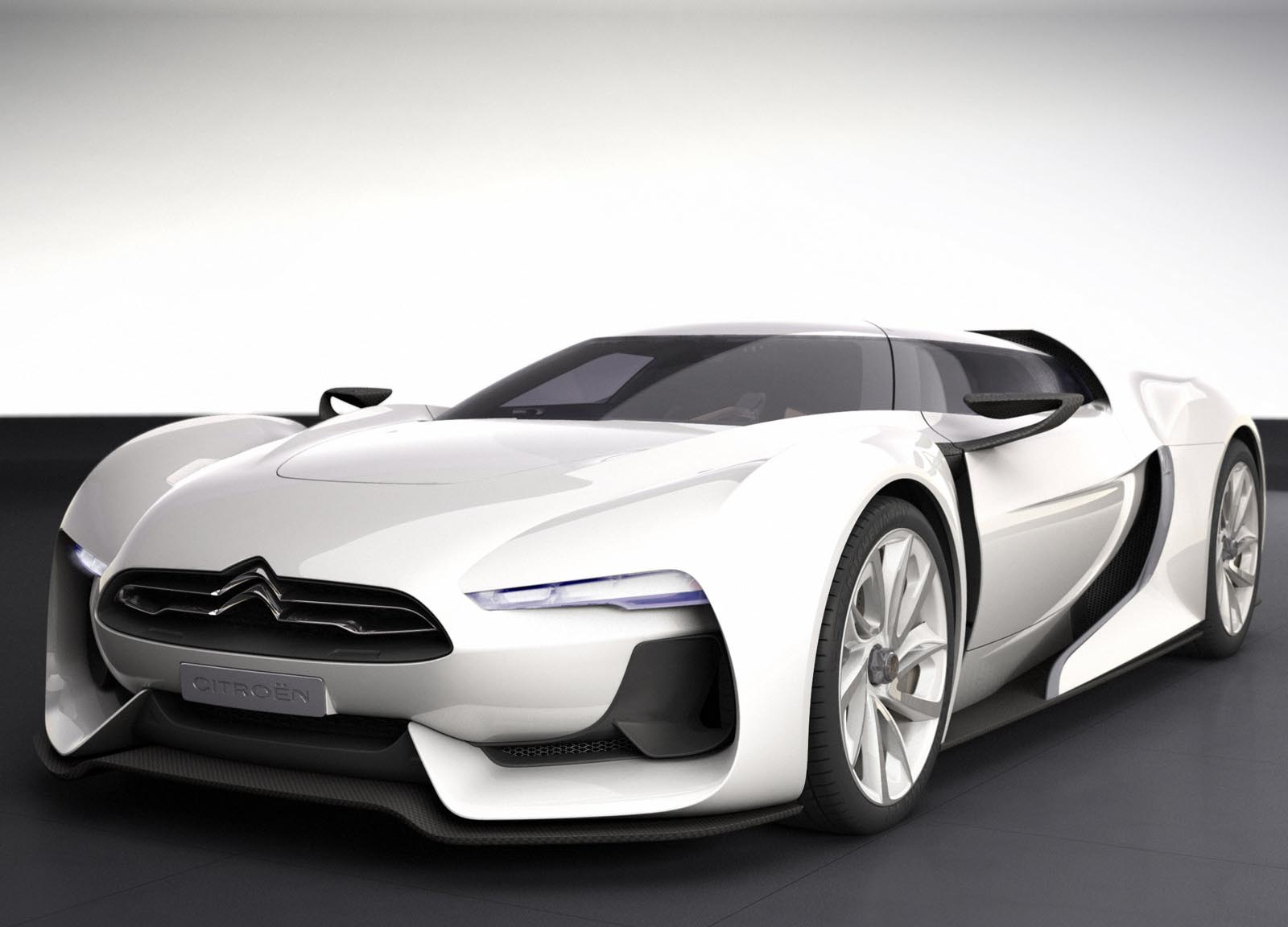 Ccx Car Wallpaper Citroen Concept Car Motor