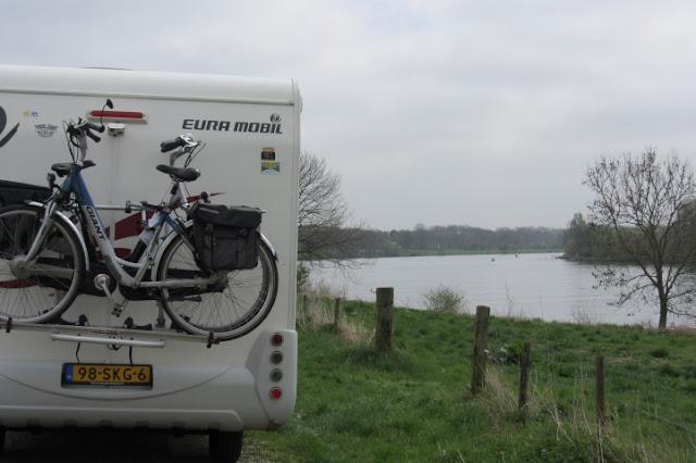 Noord Limburg met de camper langs de Maas