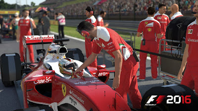 F1 2016 PC Game Full Version