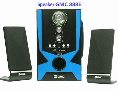 Harga Speaker Aktif GMC 888E