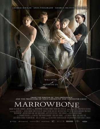 Poster Of Hollywood Film Watch Online Marrowbone 2017 Full Movie Download Free Watch Online 300MB