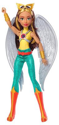 DC SUPER HERO GIRLS - Muñeca Hawkgirl : Chica Halcón | Mattel 2018 | COMPRAR JUGUETE - TOY - JOGUINES detalle doll